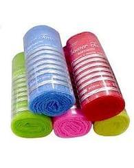 Мочалка - шарф для тела