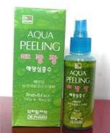 Аквапилинг для лица и тела в форме спрея DR.PHARM Aqua Peeling, 120 мл.