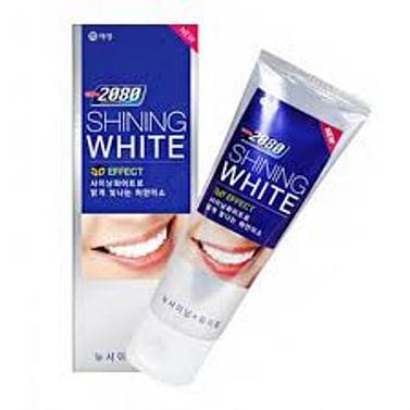Отбеливающая Зубная паста сияющая белизна AEKYUNG 2080 Shining White, 100гр.
