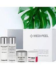 Омолаживающий набор миниатюр с пептидами MEDI-PEEL Peptide 9 Skincare Trial Kit, 4 предмета