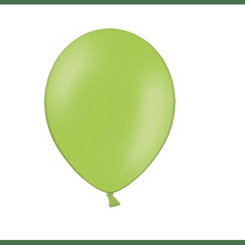 """Латексный шар с гелием """"Лайм"""" (12''/30 см)"""