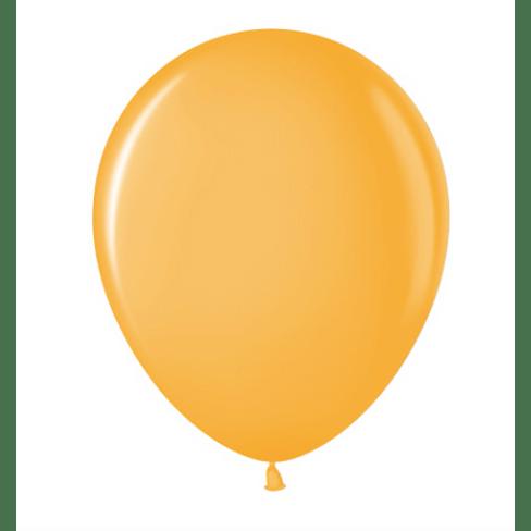 """Латексный шар с гелием """"Манго"""" (12''/30 см)"""