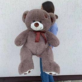 Медведь Тони Коричневый 100см (сидя 60см)