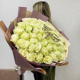 """Букет """"Десерт"""" 51 роза"""