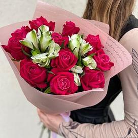 "Букет "" Венеция "" 11 роз"