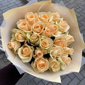 "Букет роз "" Палермо"" 21 роза"
