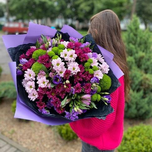 """Букет цветов """"Смородина"""""""