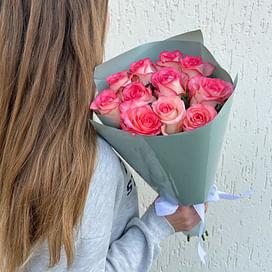 """Букет роз """"Вивьен"""" 11 роз"""