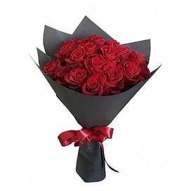 """Букет роз """"Для тебя"""" 25 роз"""