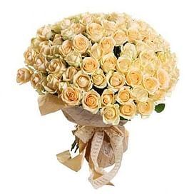 "Букет роз ""Шик"" 101 роза"
