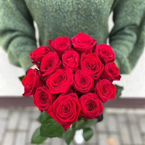 "Букет роз ""Адель"" 15 роз"