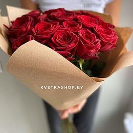 """Букет роз """"Молли"""" 15 роз"""