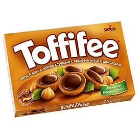 """Конфеты """"Toffifee"""" 125гр."""