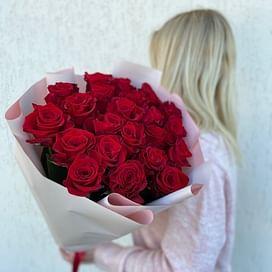 """Букет роз """"Расцвет красоты"""" 21 роза"""