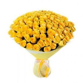 "Букет роз ""Валенсия"" 101 роза"