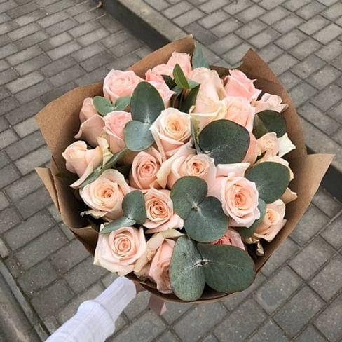 """Букет роз """"Мия"""" 25 роз"""