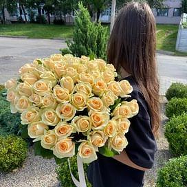 """Букет роз """"Amore"""" 51 роза"""