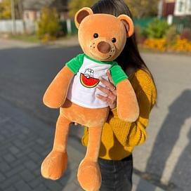 Медведь Кельвин 51см (сидя 38см)