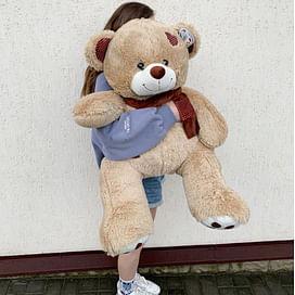 Медведь Тони 95см (сидя 56см)