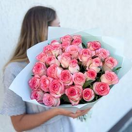 "Букет роз ""Блеск"" 35 роз"