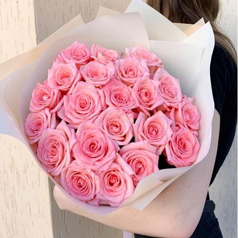 "Букет роз ""Гламур"" 21 роза"