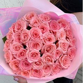 """Букет роз """"Казанова"""" 35 роз"""