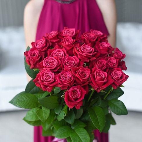 """Букет роз """"Благородный"""" 21 роза"""