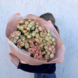 """Букет роз """"Надежда"""" 25 роз"""