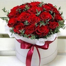 """Коробка с цветами """"Грация"""""""