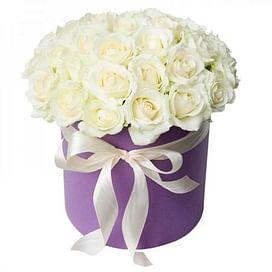 """Коробка роз """"Адель"""""""