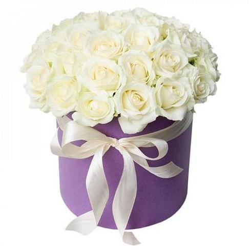 """Коробка роз """" Секрет"""""""