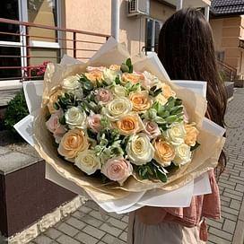 """Букет роз """"Мэмори"""""""