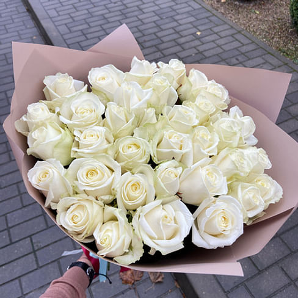 "Букет роз ""Симфония"" 35 роз"