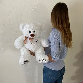 Медведь Амур длина 65см (сидя 38см)
