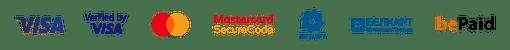 Оплата картой онлайн при помощи сервиса bePaid