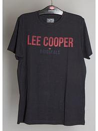 Майка с логотипом на груди Lee Cooper NAME 7003 BLACK
