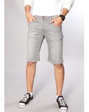 Шорты из джинсовой ткани Lee Cooper CHICAGO 4601 GREY