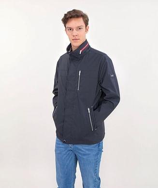Куртка со скрытым капюшоном Lee Cooper KONOR 8045 NAVY