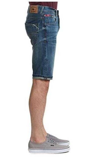 Шорты джинсовые Lee Cooper NOJOHN 4108 MEDIUM BRUSHED