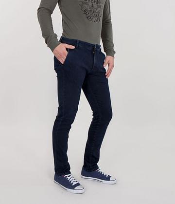 Джинсы мужские Slim Lee Cooper GENOVA 1327 BLUE BLACK