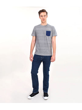 Джинсы мужские Regular Lee Cooper LC118 ZEYNA BLUE BLACK