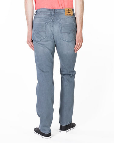 Джинсы мужские Tapered Lee Cooper LC7504 3916 GREY BLUE