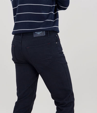 Джинсы мужские Slim Lee Cooper JAGGER 2501 NAVY