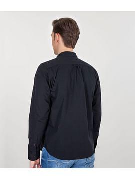 Рубашка Regular с длинными рукавами Lee Cooper REY ZG03 BLACK
