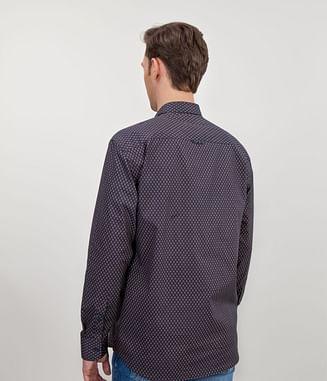 Рубашка Comfort с длинным рукавом Lee Cooper TEFF 0836 NAVY