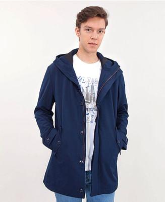 Куртка-плащ со съёмной жилеткой Lee Cooper PAUL 5000 NAVY