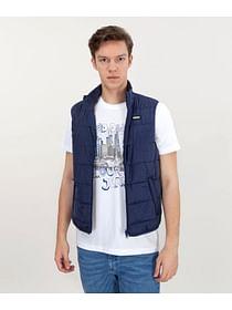 Куртка-плащ со съемной жилеткой Lee Cooper PAUL 5000 NAVY