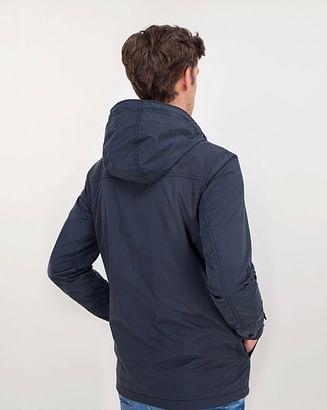 Куртка с капюшоном Lee Cooper PADRO 8043 NAVY