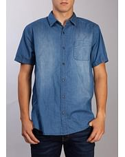 Рубашка джинсовая Regular Lee Cooper CLAUDE2 6035 DENIM