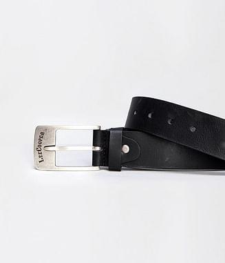 Ремень кожаный Lee Cooper LCJ 95 BLACK